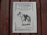 G. S. Garcia Saddle Catalog 1903.  Bits, Spurs, Chaps