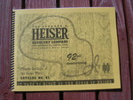H. H. Heiser Saddlery Cat. #41, 92nd Anniversary
